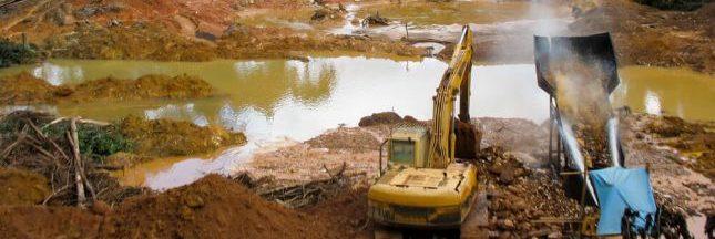 Pollution : de nombreux enfants guyanais contaminés au plomb