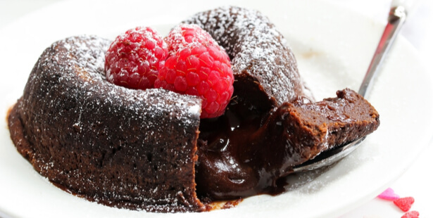 gâteau Saint-Valentin