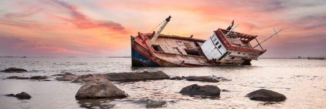 """Pourquoi le """"ghost fishing"""" est en train de tuer les fonds marins"""