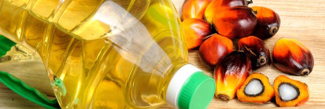 L'huile de palme se cache partout, même là où vous ne l'attendez pas!