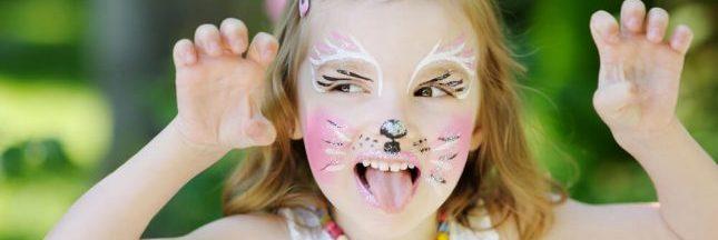 Des perturbateurs endocriniens dans le maquillage pour enfants