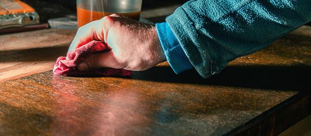 nettoyer meuble en bois naturellement