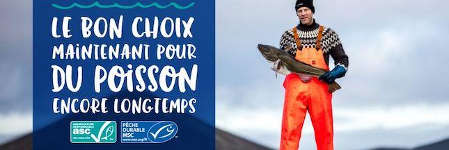 Semaine de la pêche responsable : agir maintenant pour du poisson encore longtemps