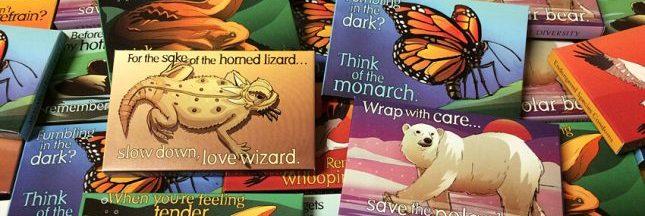Saint-Valentin : si vous aimez les animaux, mettez un préservatif