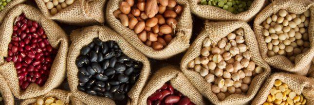 Alimentation: le boom des protéines végétales