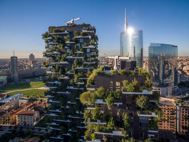 urban forestery, bosco verticale