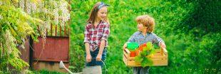 En quête d'une activité ludique pour les enfants ? Pensez au jardinage !