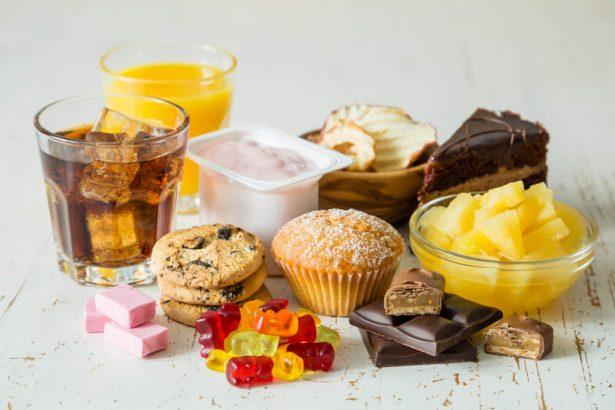 sucres ajoutés, produits