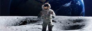 L'homme a laissé plus de 200 tonnes de déchets sur la Lune