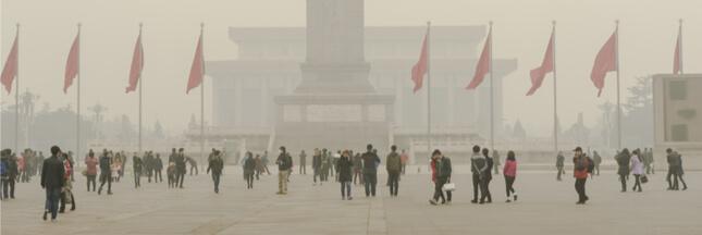 Quatre ans après avoir déclaré la guerre à la pollution, la Chine est en train de gagner
