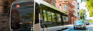 Fébus, le futur bus à hydrogène de la ville de Pau