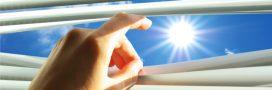 Invention géniale: un nouveau revêtement isolant et climatisant pour les fenêtres!