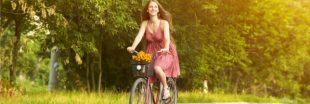 Les femmes qui font du vélo ont une vie sexuelle plus épanouie