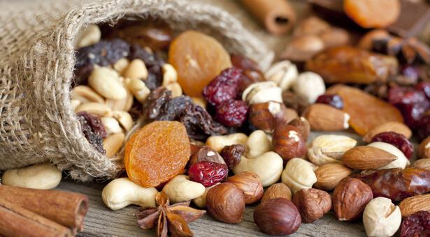 fruits-secs, conseils anti-cancer