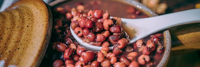 3 méthodes pour la cuisson des azuki, les fameux haricots rouges japonais