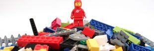 Lego lance ses premières briques et pièces en plastique végétal