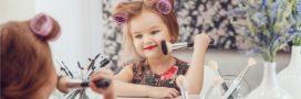 Attention au maquillage pour fillettes: une mode dangereuse!