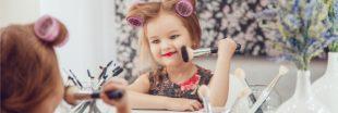 Attention au maquillage pour fillettes : une mode dangereuse !