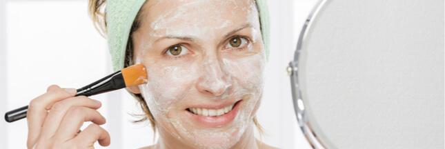 masques peaux matures