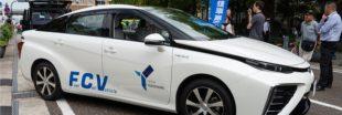 Le Japon mise sur les véhicules à hydrogène