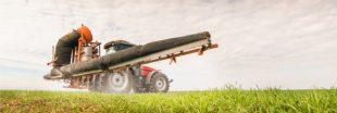 Pesticides : d'importantes disparités entre les départements
