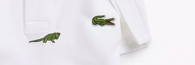 Fashion Week: Lacoste remplace son crocodile par dix espèces en voie de disparition