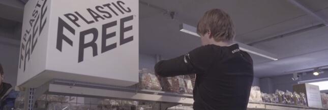 À Amsterdam, le supermarché Ekoplaza inaugure le premier rayon sans plastique