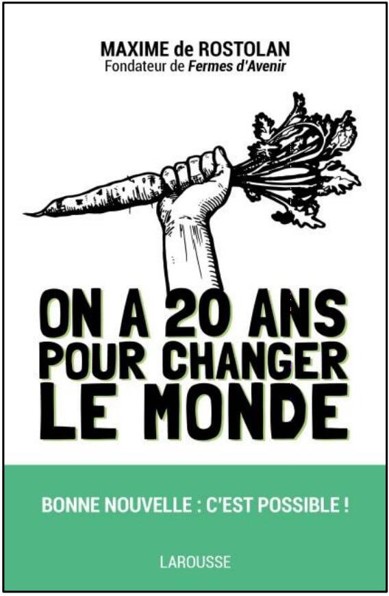 livre 20 ans pour changer le monde