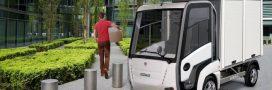 Addax, un véhicule belge utilitaire 100% électrique