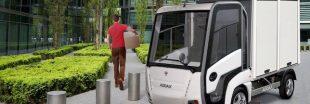 Addax, un véhicule belge utilitaire 100 % électrique