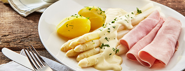 cuisson asperges blanche