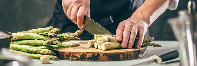 asperge faire cuire des asperges & bienfaits