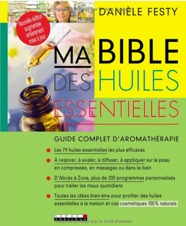 bible huiles essentielles
