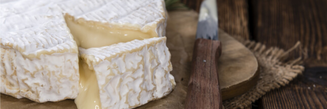 Rappels produits : lait infantile Prémibio et camembert de Normandie AOP