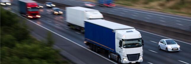 De célèbres entreprises réclament à l'UE des camions moins polluants