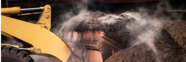 Des particules de plastique contaminent (aussi) le compost