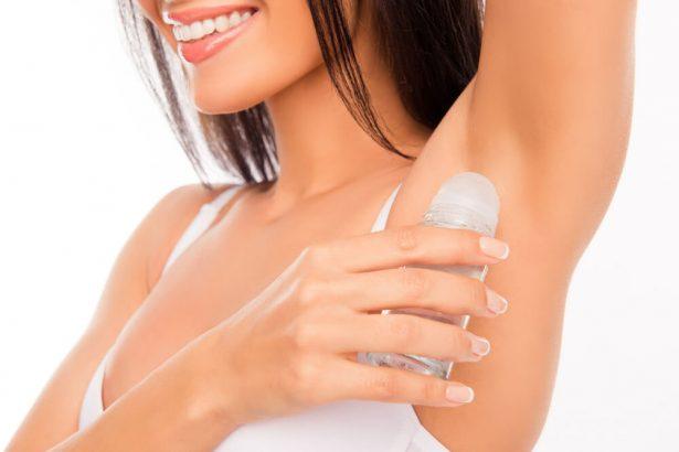 déodorant anti-transpirant