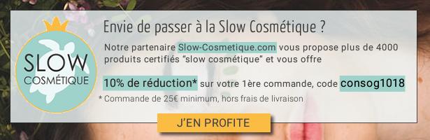 Boutique slow cosmétique