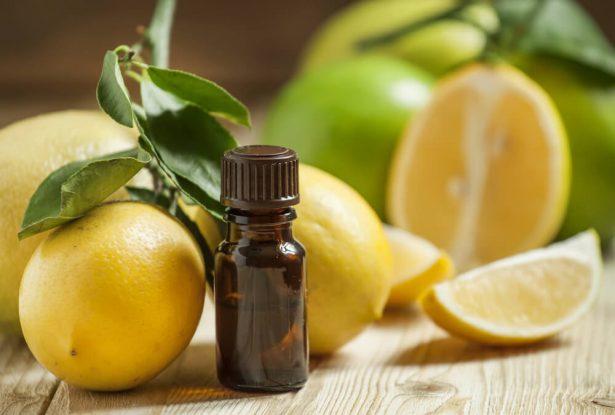 soins nuit peaux matures, HE citron