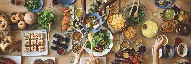 Manger sainement en évitant une alimentation trop grasse