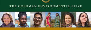 Prix Goldman 2018 : découvrez les Héros de l'Environnement