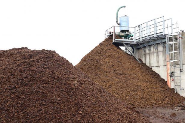 plastique compost