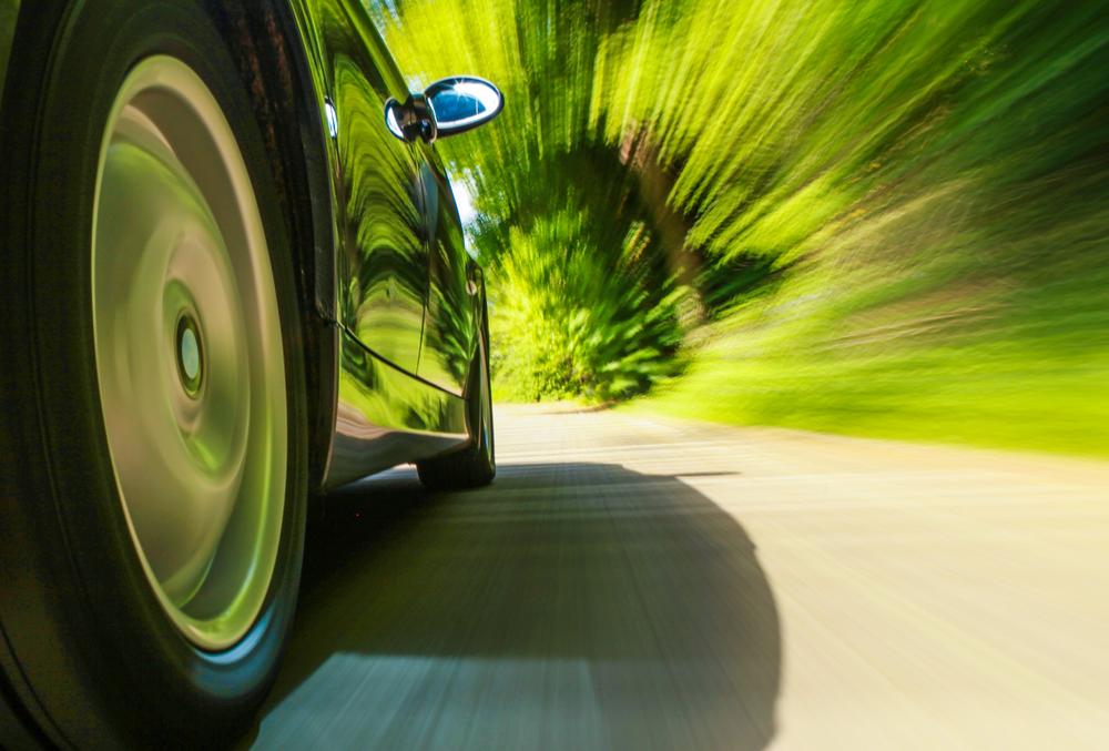 régulateur de vitesse en voiture