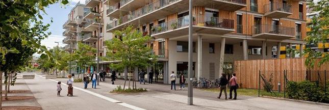 Habitat participatif : le bel exemple du Wohnprojekt