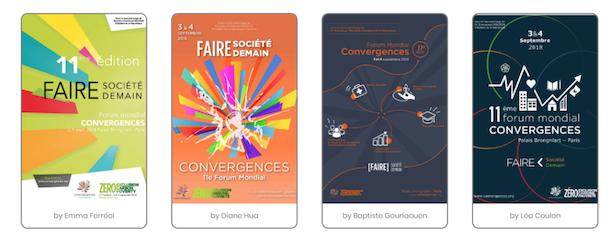 forum mondial Convergences 2018