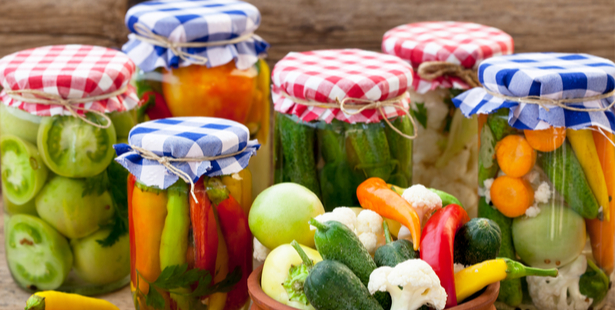 conserver les aliments