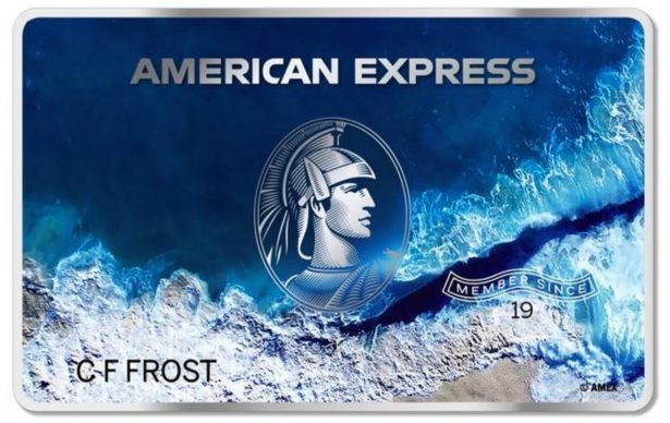 carte bancaire american express