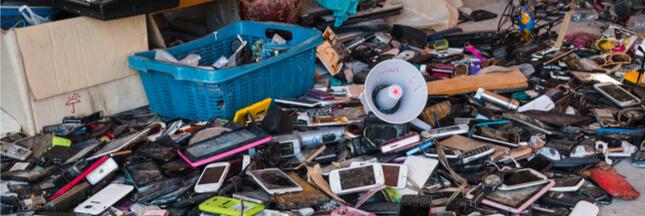 La Thaïlande, nouvelle poubelle des déchets électroniques de la planète ?