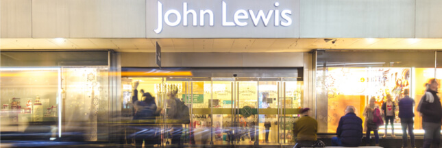 john Lewis, recyclage vêtements