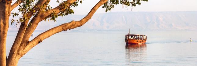 Israël met en place un plan d'urgence pour sauver le lac de Tibériade